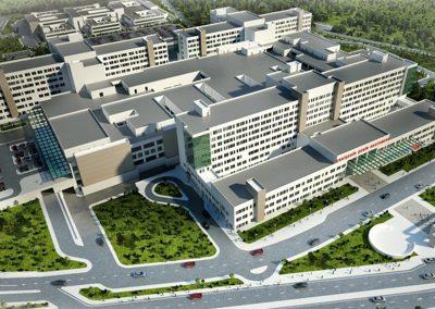 Hospital de la ciudad de Eskişehir