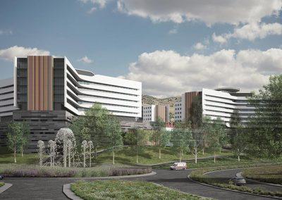 Hospital de la ciudad de Bursa