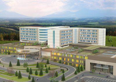 Hospital de Entrenamiento y Investigación Yozgat